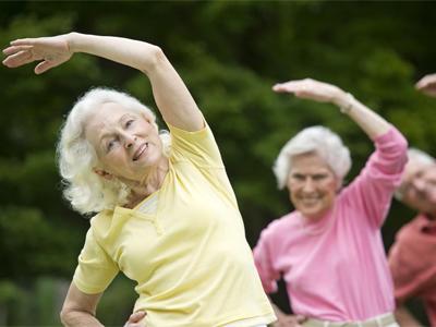 anziani attività motoria