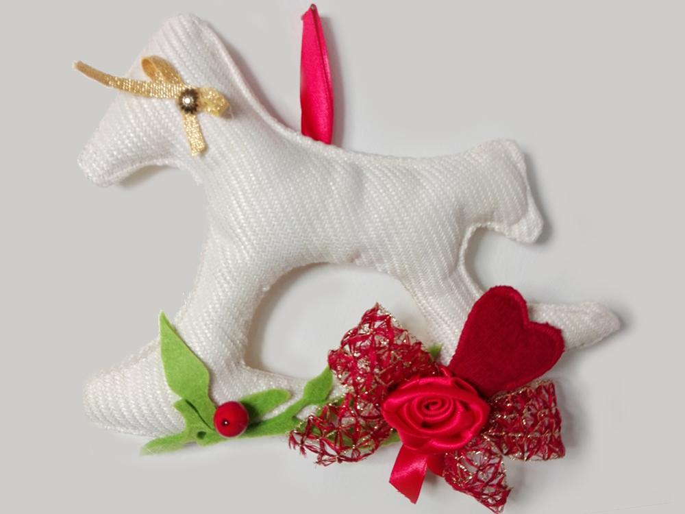 Cavalluccio bianco